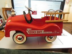 The Chief Fire Truck Toy