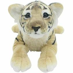 TAGLN The Jungle Animals Stuffed Plush Toys Tiger Leopard 16