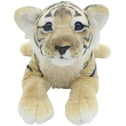 The Jungle Animals Stuffed Plush Toys Tiger Leopard Panther