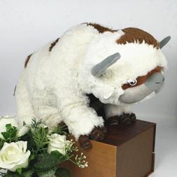 The Last Airbender Plush Avatar APPA Toy Soft Stuffed Animal