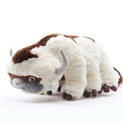 The Last Airbender Plush Avatar APPA Toy Soft Stuffed Animal