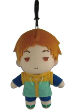 """The Seven Deadly Sins King Plush Toy Keychain 5"""" Key Chain"""