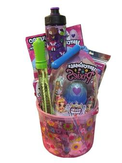 Themed Easter Baskets Hand Filled Boys Girls, Plushes, Toys,