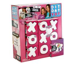 TIC TAC TOY XOXO Hugs Blind Mystery 6 Pack Plush WHITE Swapp