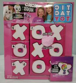 TIC TAC TOY XOXO Hugs Blind Mystery 6 Pack Plush PURPLE Swap