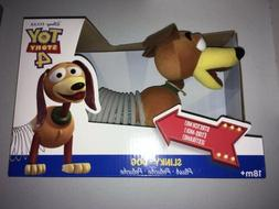 """DISNEY PIXAR TOY STORY 4 SLINKY DOG 12"""" PLUSH BRAND NEW!!!!!"""