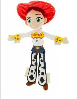 "Disney Toy Story Jessie Cowgirl Bean Bag Plush Doll 11"" New"