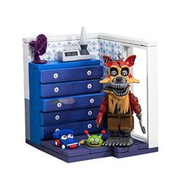 McFarlane Toys Five Nights at Freddy's Left Dresser and Door