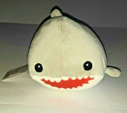 "Fiesta Toys Lil Huggy Stan Shark Plush Stuffed Animal Toy 7"""
