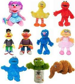 Sesame Street Toys | Sesame Street Plush Soft Toy Elmo Abby