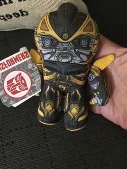 """Transformers Bumblebee Plush Toy, 5"""" Mini Small Hasbro NWT R"""