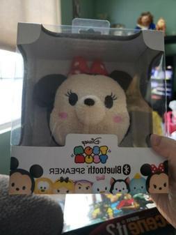 Disney Tsum Tsum Bluetooth Plush Minnie Mouse Speaker Kids B