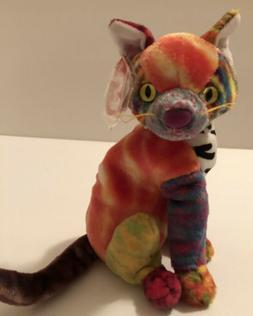 TY Beanie Baby - KALEIDOSCOPE the Cat