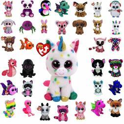 Ty Beanie Boos Elephant and Monkey Plush Doll Toys for Girl