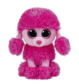 """Ty Beanie Boos ~ PATSY the 6"""" Poodle Dog Stuffed Plush Toy"""