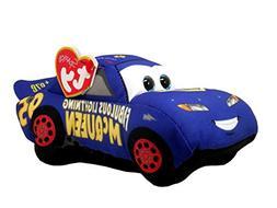 Ty Cars 3 Fabulous Lightning McQueen Plush Toy