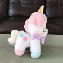 "AMUSE - Unicorn No Cony Rainbow Star ""Dreamy"" Plush Toy"