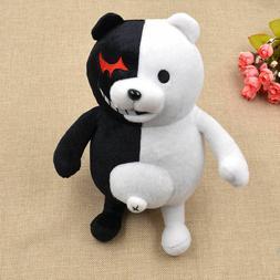 US Anime Dangan Ronpa Mono Kuma Bear Doll  Monokuma Soft Plu