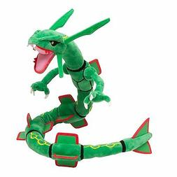 "US Kids Toy Pokemon Center Japan 31"" Rayquaza Stuffed Plush"