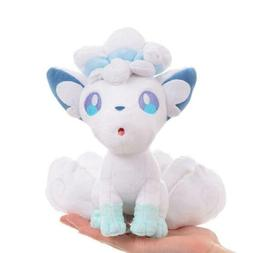 US Present Center Alolan Alola Vulpix Plush Toy Figure Stuff