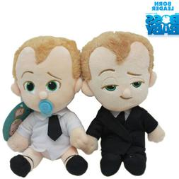 "8"" The Boss Baby Movie Plush Soft Stuffed Toys Kids Birthday"