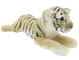 TAGLN Vivid The Jungle Animals Lifelike Stuffed Plush Realis