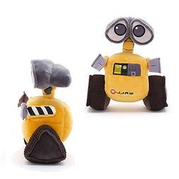 Official Disney WALL-E 18cm Mini Bean Bag Soft Plush Toy