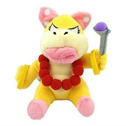 Generic Wendy O. Koopa Super Mario Bros Character Plush Toy