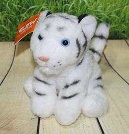 Baby White Tiger Cuddlekin 8 by Wild Republic