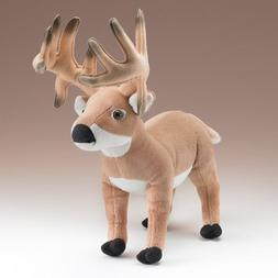 Wildlife  Artists Whitetail Buck Conservation Critter Plush
