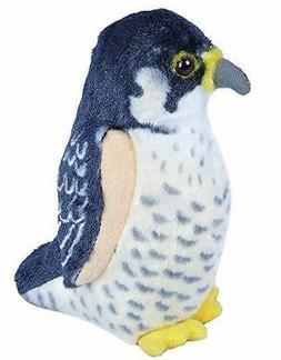 Wild Rebublic Peregrine Falcon Plush Toy with Authentic Soun