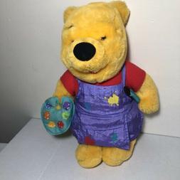 "Winnie the Pooh Painter Crafts Learn Colors Mattel 13"" Disne"