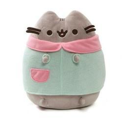 "GUND Winter Pusheen Plush Cat 9"" Plush"