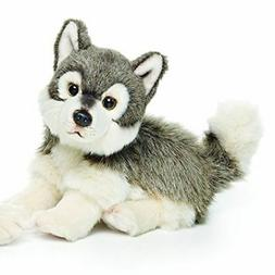 Nat and Jules Wolf Plush Toy P00136-DISC