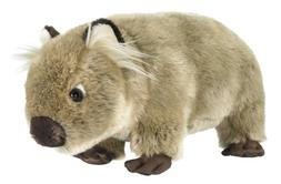 "Wildlife Artists Wombat Plush Stuffed Toy 11"" Long"