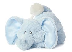 Aurora Baby World Lil' Tushies Elephant Toy, Noah Blue