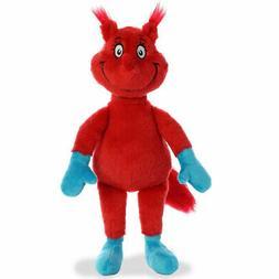 Aurora World Plush - Dr. Seuss - FOX IN SOCKS  - New Stuffed