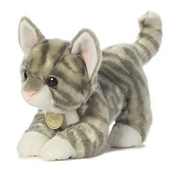 world stuffed animal toy cat plush realistic