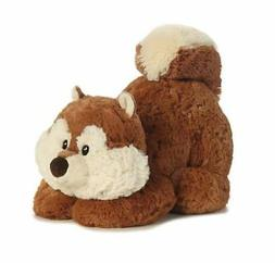 Aurora World Tushies Animals/Acorn Plush - Aurora World, Inc