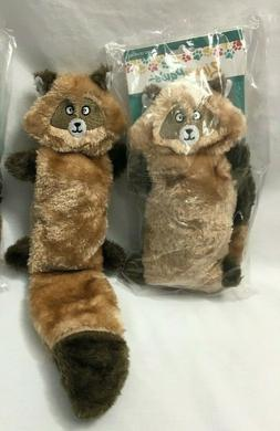 ZippyPaws - Zingy No Stuffing Durable Squeaky Plush Dog Toy
