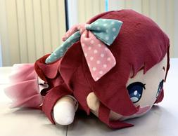 Zombie Land Saga Nesoberi Big Plush Toy Doll Sakura Minamoto